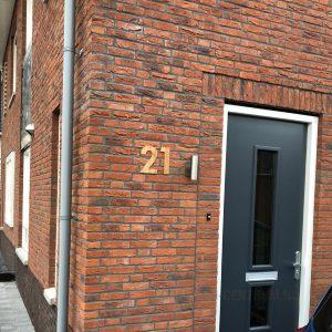 freesletterse huisnummer