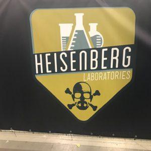 spandoeken banners heisenberg