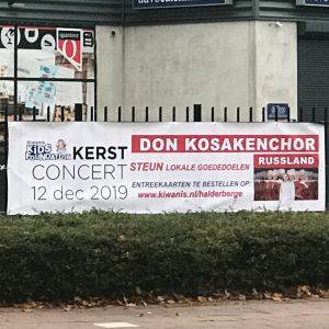 banner vooraan