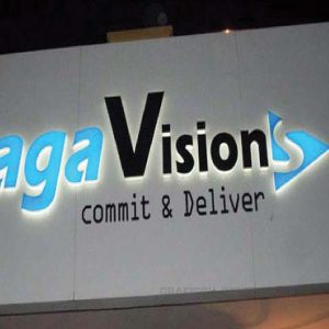 lichtreclame vision