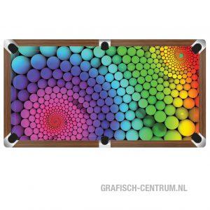 tafelkleden regenboog