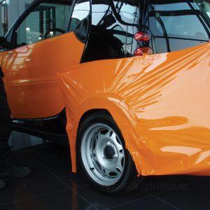 car wrappen