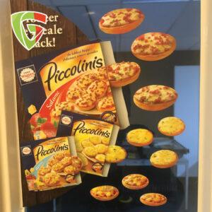 stickers pizza
