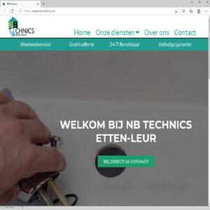 technics webdesign