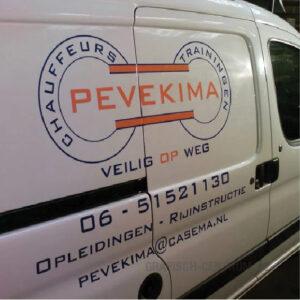 voertuigreclame logo