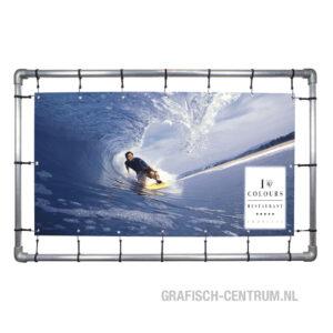 spandoeken en frames surf