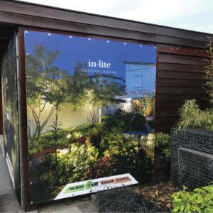 spandoeken en frames tuinhuis