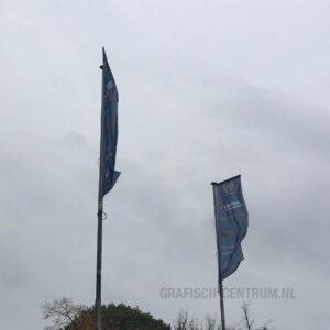 2 vlaggen