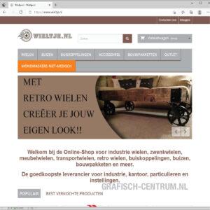 wieltje webdesign